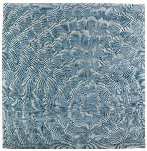 Blue Ayippa Grass Rug Luke Irwin