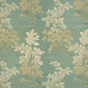 Oriental Tree Fabric  GP & J Baker