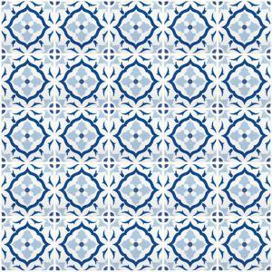 Tangier Blue Topps Tiles