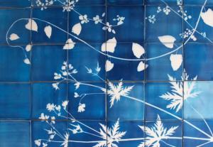 Blueware Tiles Glithero